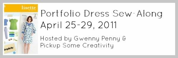Portfolio Dress Sew Along