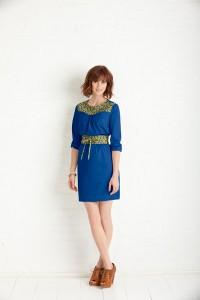 Itinerary Dress Sewing Pattern