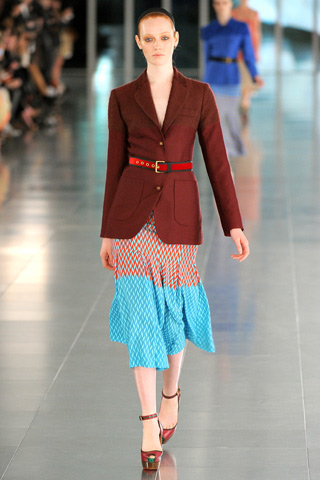 Jonathan Saunders Fall 2011 RTW from style.com