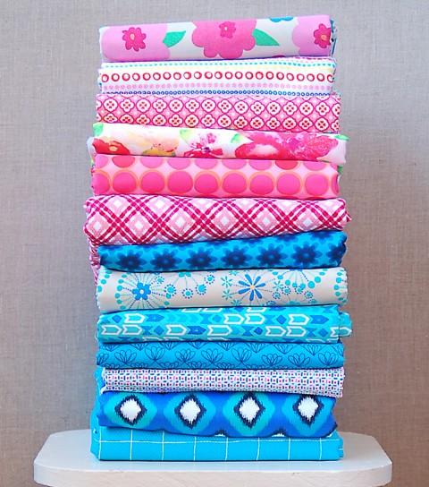 Lisette Spring 2014 fabrics for Jo-Ann stores