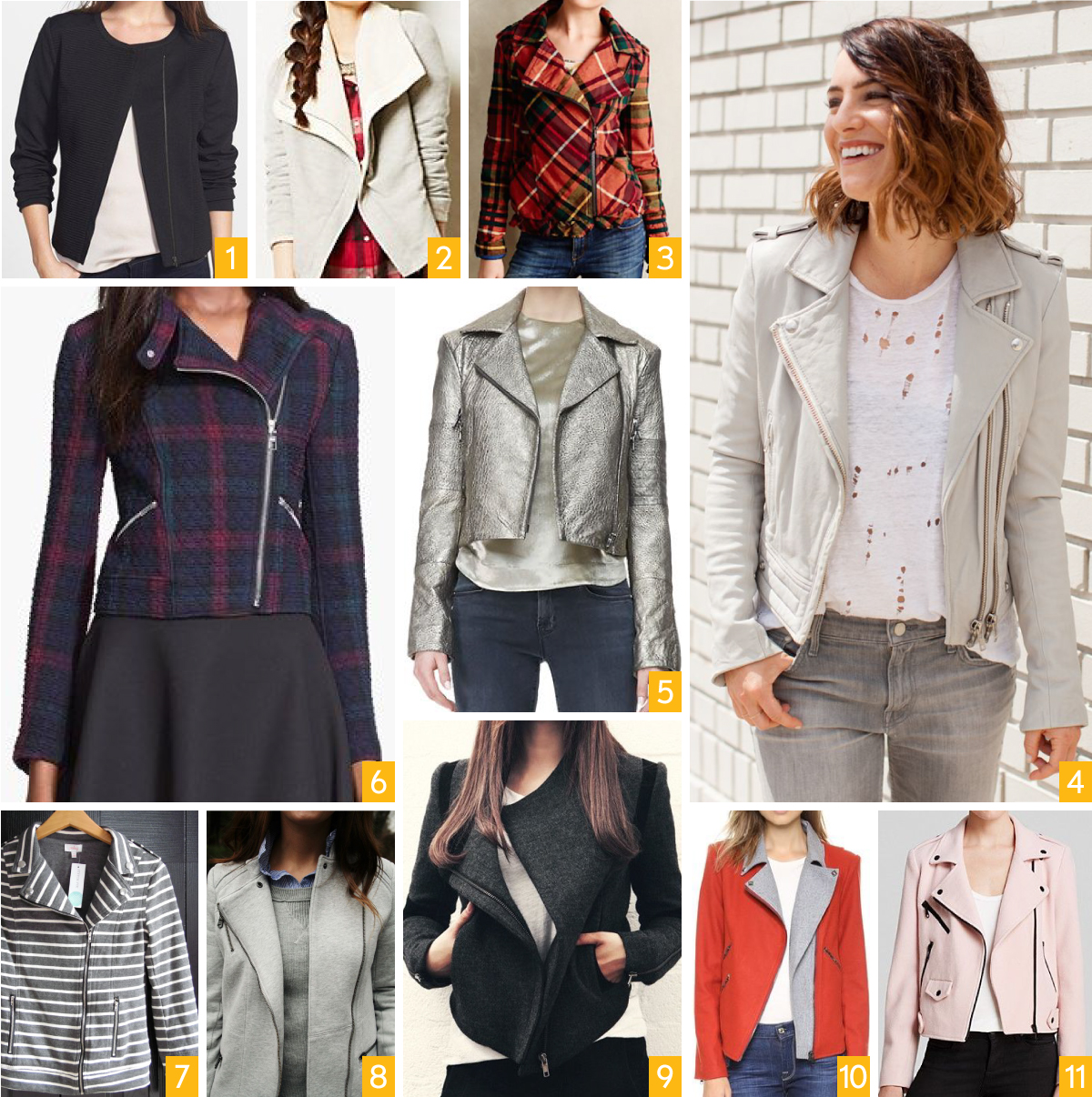Moto Jacket Pattern Magnificent Ideas