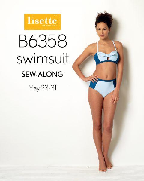 Lisette B6358 Sew-Along