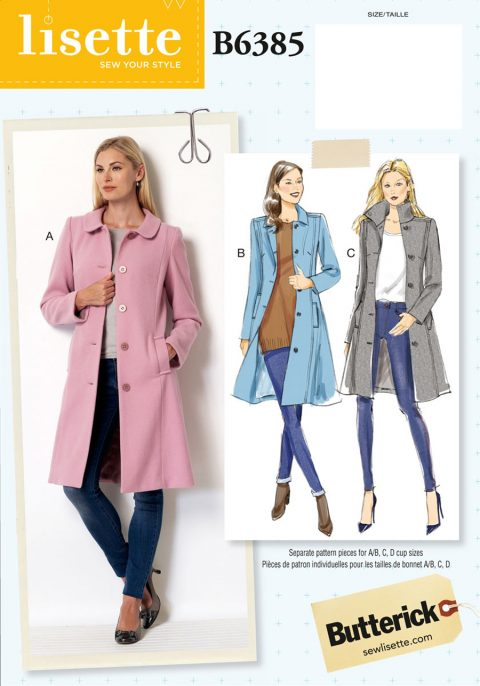 Lisette for Butterick B6385