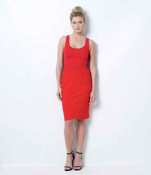 B6493 skirt