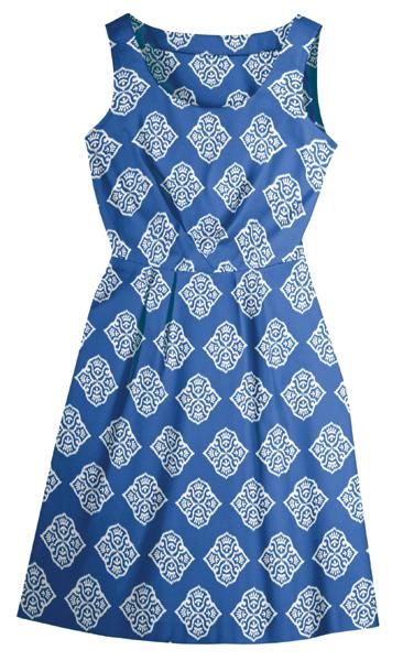 Dress, View A