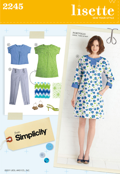 Simplicity 40 Patterns Lisette Simple Simplicity Patterns