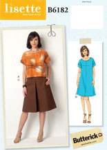 Butterick Pattern B6182
