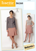 Butterick Pattern B6260