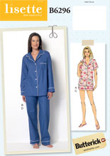 Butterick Pattern B6296