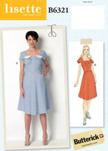 Butterick Pattern B6321