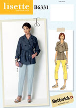 Butterick Pattern B6331