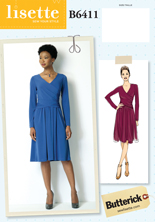 Butterick Pattern B6411