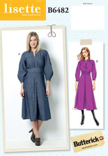 Butterick Pattern B6482