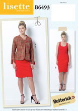 Butterick Pattern B6493
