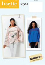 Butterick Pattern B6561