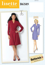 Butterick Pattern B6589