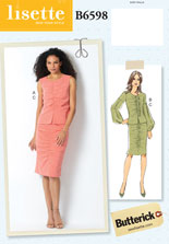 Butterick Pattern B6598