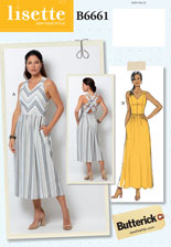 Butterick Pattern B6661