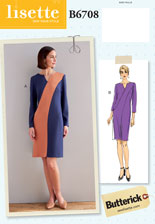 Butterick Pattern B6708