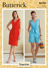 Butterick Pattern B6760
