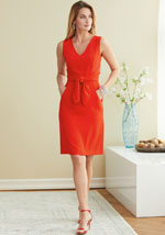 Lisette B6482 sewing pattern for Butterick